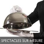 Spectacles sur mesure - Didier Ledda